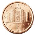 0,01 Euro-Münze Italien